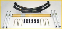 ISUZU TROOPER 11/86 - 91 HOLDEN/ISUZU Podvozky Ironman  - ISUZU TROOPER 11/86 - 91 HOLD 007 BKG